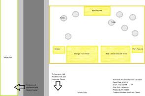 Event Management Layout 2