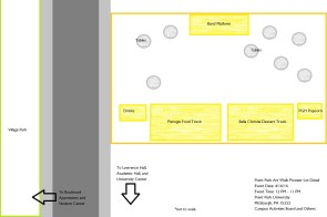Event Management Layout 2